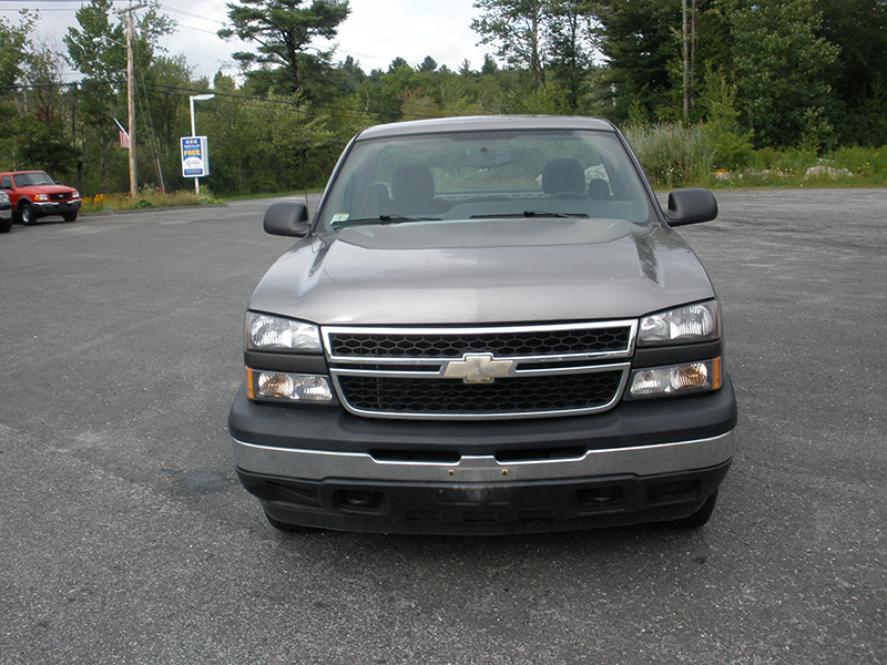 2006 Chevy Silverado 1500 Pickup Truck - L and M Auto, Used Cars In ...
