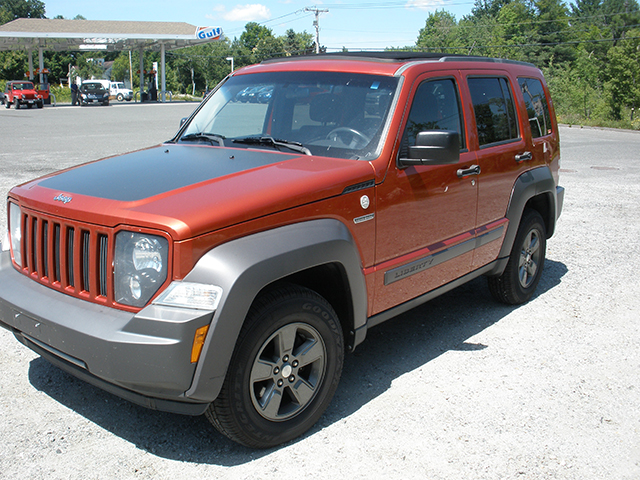 2010 jeep liberty renegade soft top l and m auto used cars in the berkshires used car. Black Bedroom Furniture Sets. Home Design Ideas
