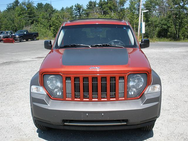 2010 Jeep Liberty Renegade Soft Top